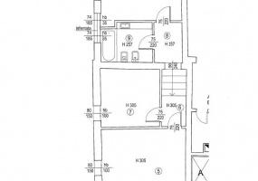 Via Castiglione,Bologna Sud,3 Stanze Stanze,Residenziale,1125