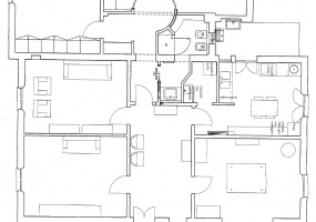 Via delle Rose,Centro Sud,5 Stanze Stanze,Residenziale,1129