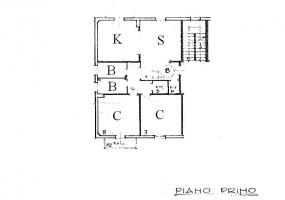 Via Severino Ferrari,Bologna Sud,4 Stanze Stanze,Residenziale,1136