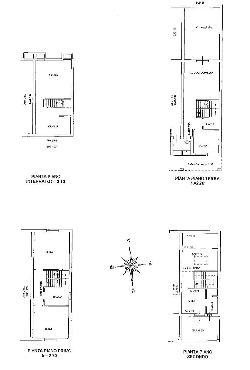 Via Darwin,Bologna Nord,7 Rooms Rooms,Residenziale,1185
