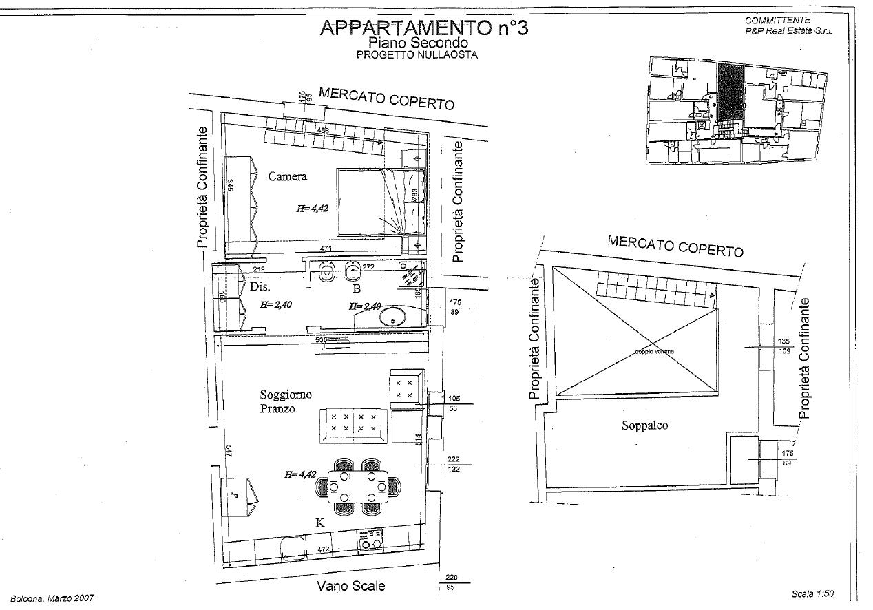Via Drapperie,Centro Sud,3 Rooms Rooms,Residenziale,1186