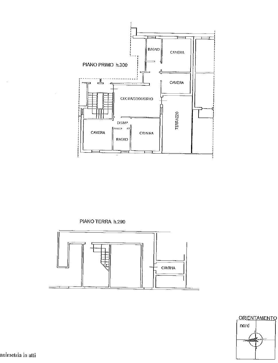 Via Schiavina,Fuori Bologna,5 Rooms Rooms,Residenziale,1193
