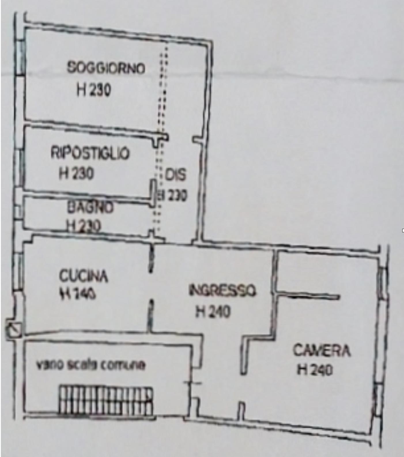 Santa Maria Formosa,Fuori Bologna,4 Rooms Rooms,Residenziale,1237